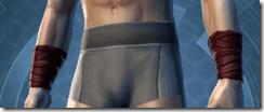 Deceiver Warrior Male Bracers