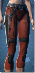 Exhumed Agent Female Leggings