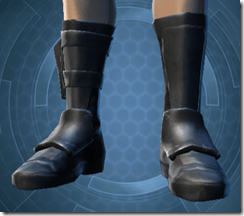 Exhumed Agent Male Boots