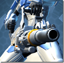 Exhumed Assault Cannon - Front
