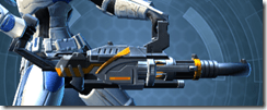 Exhumed Assault Cannon - Right