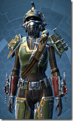 Exhumed Hunter - Female Close
