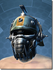 Exhumed Hunter Male Helmet