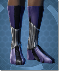 Exhumed Inquisitor Female Boots