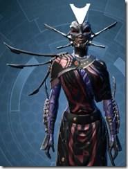 Exhumed Inquisitor - Female Close