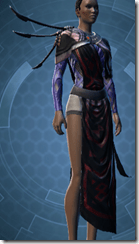 Exhumed Inquisitor Female Vestments