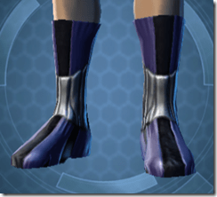 Exhumed Inquisitor Male Boots