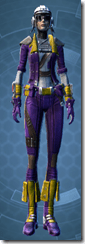 Exhumed Smuggler Dyed