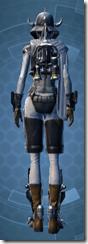 Headhunter - Female Back