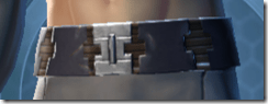 Headhunter Male Belt