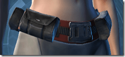 Massassi Agent Imp Female Belt