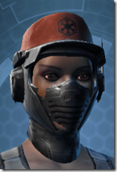 Massassi Agent Imp Female Headgear