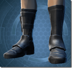 Massassi Agent Imp Male Boots