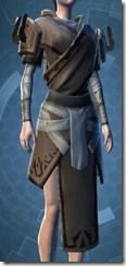 Massassi Consular Female Robe