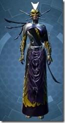 Massassi Inquisitor Dyed