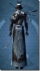 Massassi Inquisitor - Female Back