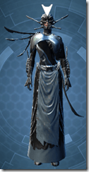 Massassi Inquisitor - Female Front