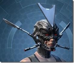Massassi Inquisitor Female Headgear