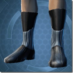 Massassi Inquisitor Male Boots