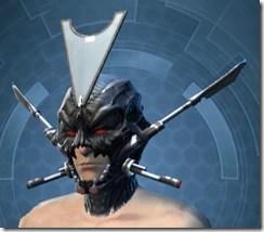 Massassi Inquisitor Male Headgear