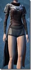 Massassi Knight Female Body Armor