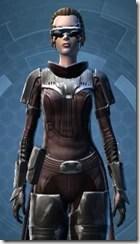 Massassi Knight - Female Close