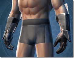 Massassi Knight Male Gloves