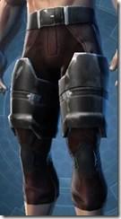 Massassi Knight Male Greaves