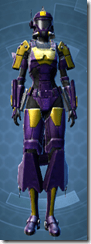 Massassi Trooper Dyed