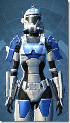 Massassi Trooper - Female Close