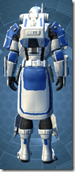 Massassi Trooper - Male Back