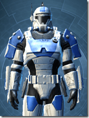 Massassi Trooper - Male Close