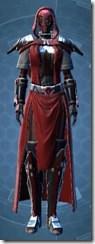 Massassi Warrior - Female Front