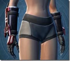 Massassi Warrior Female Gloves