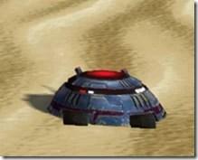 Minimech CM-12 - Front