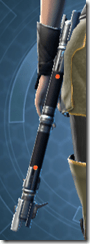 Prophet's Starforged Dualsaber - Stwoed