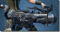 RH-32 Starforged Assault Cannon - Right