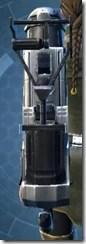 RH-32 Starforged Assault Cannon - Stowed