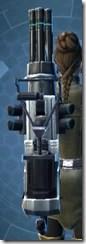 RH-35 Starforged Assault Cannon - Stowed