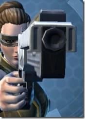 RK-4 Starforged Blaster - Front