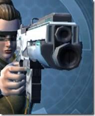 RK-7 Starforged Blaster - Front