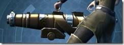Raider's Cove Assault Cannon - Left