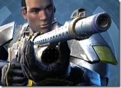 Raider's Cove Blaster Rifle - Front
