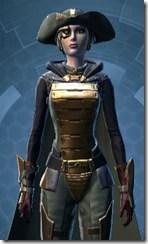 Raider's Cove - Female Close