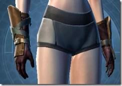 Raider's Cove Female Gloves