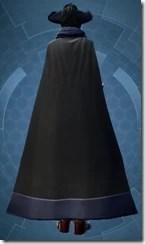 Raider's Cove Warrior - Female Back
