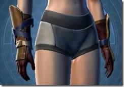 Raider's Cove Warrior Female Handgear