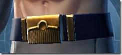 Raider's Cove Warrior Male Belt