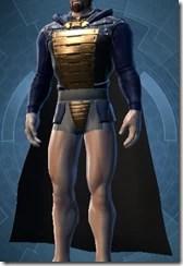 Raider's Cove Warrior Male Chestguard
