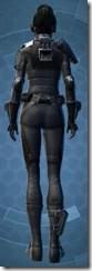 Resurrected Agent Imp - Female Back
